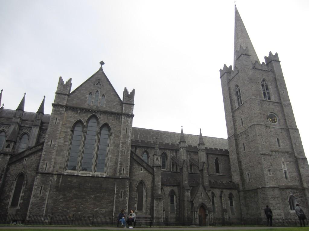 Dublin Saint-Patrick Cathedral
